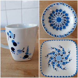 workshop servies stippen